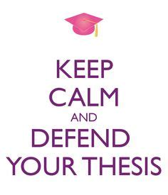 University of Liverpool master thesis